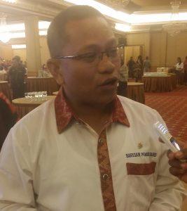 Jesaxas Tarigan Ketua PP.Barisan Pemuda Karo.