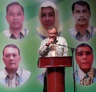 Edwin Ginting Suka Ketua Asosiasi Mitra Kerja Perkebunan Nusantara (AMPKN)
