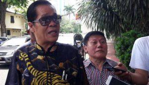 Ketua PITI Anton Medan